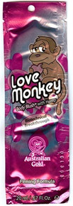 Australian Gold Love Monkey. (Packet)