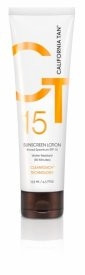 California Tan CT Spf 15