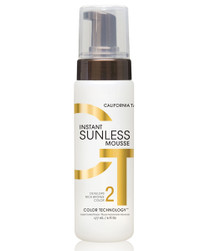 California Tan Instant Sunless Mousse