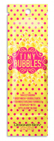 Designer Skin Tiny Bubbles (Packet)