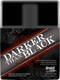Devoted Creations Darker Than Black