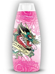 Ed Hardy Dragon Rose