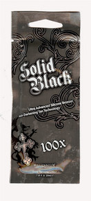 Millennium Solid Black (Packet)