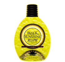 Most Black Sunshine Eclipse