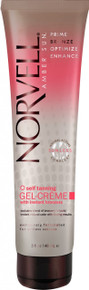 Norvell Self Tanning Gel-Creme with Instant Bronzers