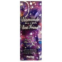 Pro Tan Diamonds are a Girls Best Friend (Packet)