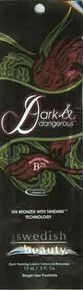 Swedish Beauty Dark and Dangerous (Packet)