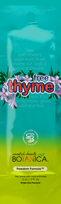Swedish Beauty Free Thyme (Packet)