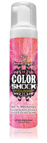 Tan Incorporated Brown Sugar Color Shock Bronzing Mousse