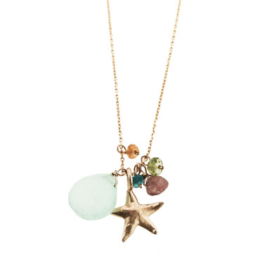 online jewellery singapore collection charm necklace princess on buy zalora jaysa brown