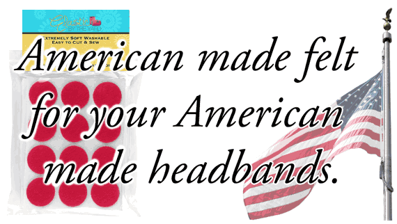Buy American Made Craft Felt