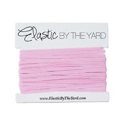Baby Pink Skinny Elastic