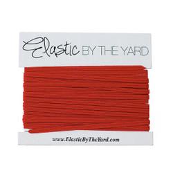 Red Skinny Elastic