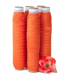 Pumpkin Fold Over Elastic