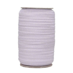 Pastel Lilac Wholesale Fold Over Elastic 100yd