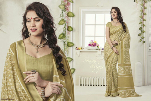 Attractive & Graceful Multi-Colored Fancy Art Silk Designer Saree