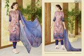 Stylish & Timeless Light Pink Colored Cotton Lawn Salwar Suit