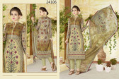 Stylish & Timeless Multi Colored Cotton Lawn Salwar Suit