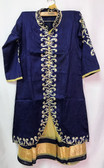 Stylish Premium Royal Blue Color Net Georgette Silk,Lehenga 200617959