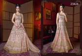 Incredible & Exquisite Light Pink Colored Phantom Silk Salwar Suit