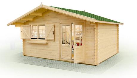 Dakota small cabin