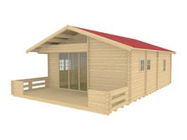 Yukon 20 x 28 cabin