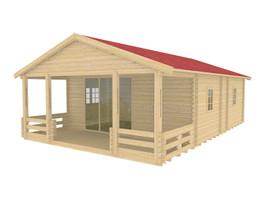 Avalon 20 x 28 cabin