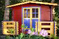 Garden Shed Colors
