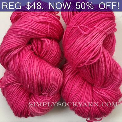 MWP 200g Chunky Candy Pink