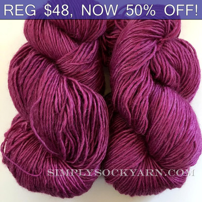 MWP 200g Chunky Radiant Orchid
