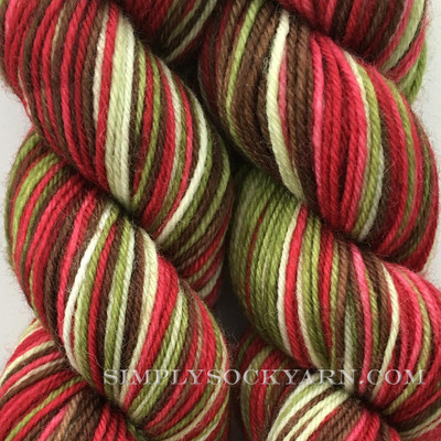 TPY Stripe Poison Apple