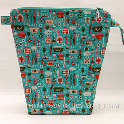 BL Bags TS Pyrex in Teal