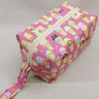 BL Bags SR Ice Cream in Pink