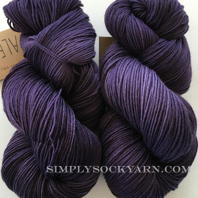 Manos Alegria Eggplant 2685