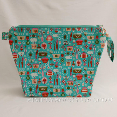 BL Bags MW Pyrex in Teal