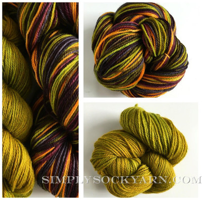 Poste Stripe Goblin Forest Set