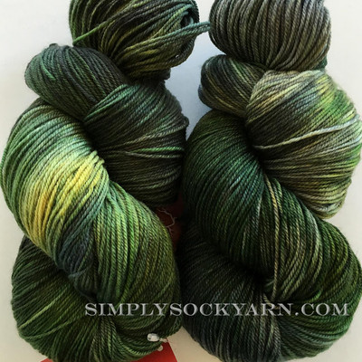 SOCK YARN Zen Yarn Garden Serenity 20 Simply Socks Yarn Company