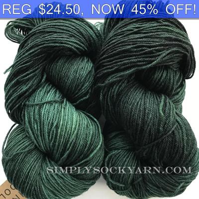 MWP 120g Sock Evergreen -
