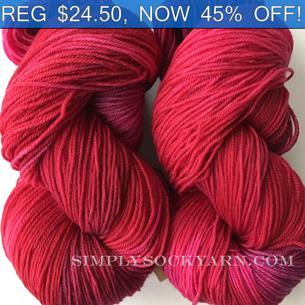 MWP 120g Sock Very Berry -