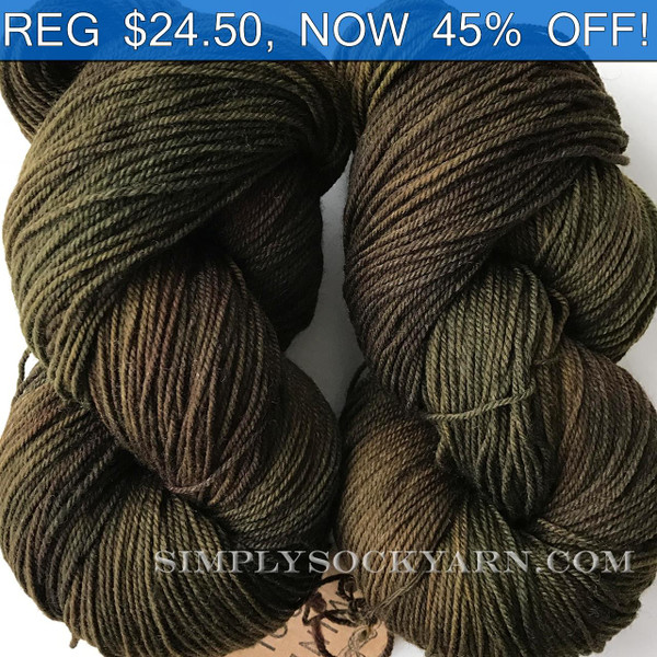 MWP 120g Sock Gothic Olive -