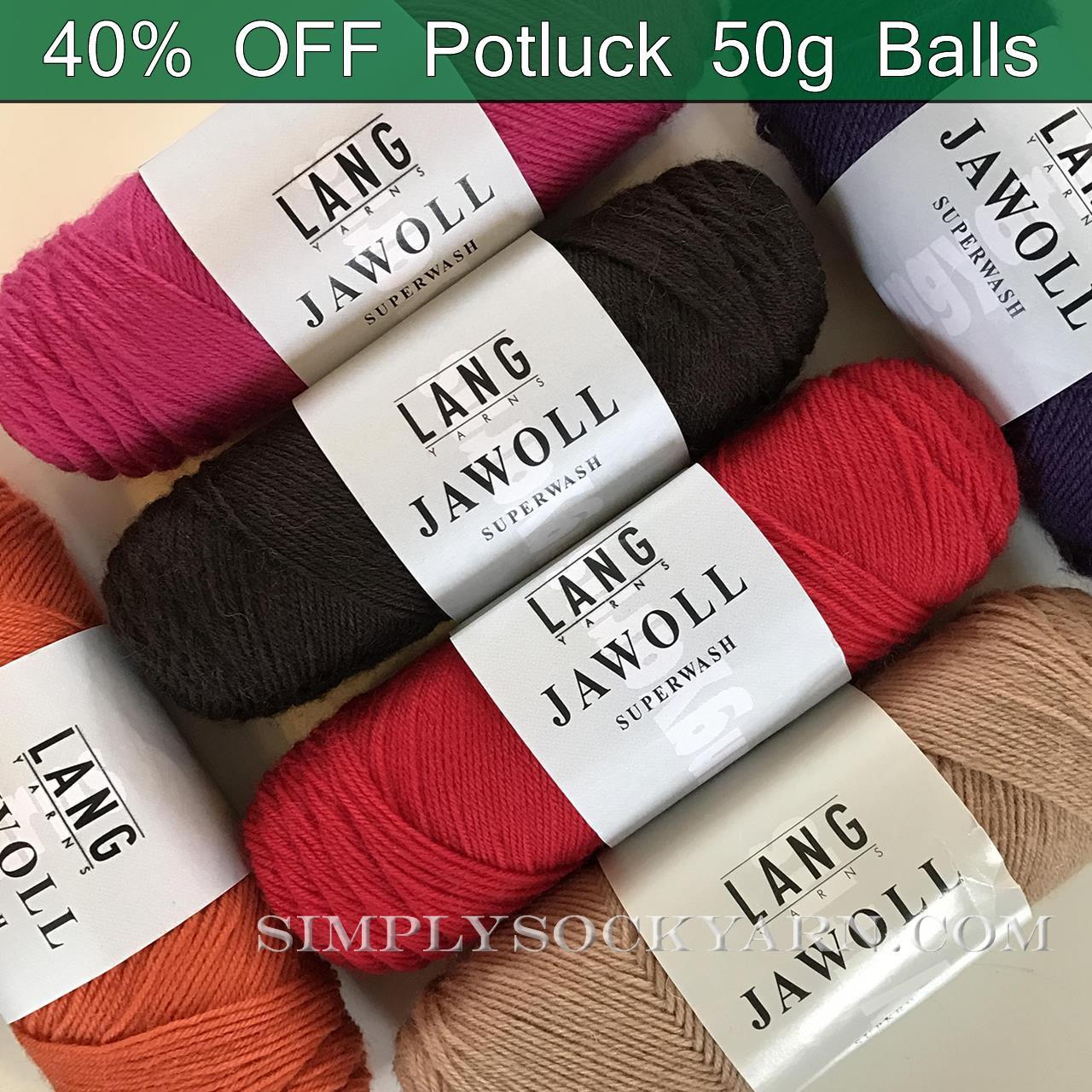 Lang Jawoll 50g Potluck Solids -