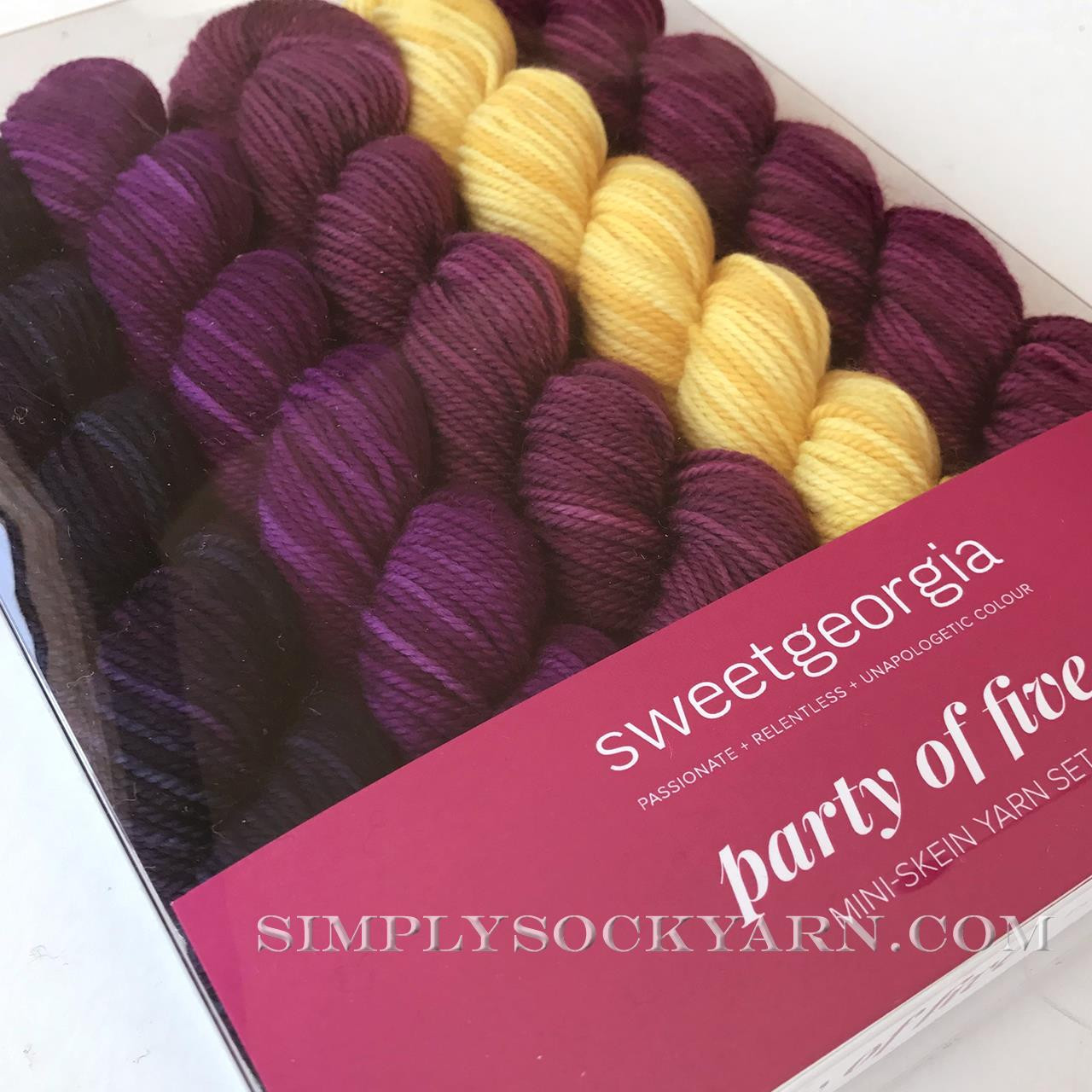 SG Party of 5 Honey Fig -