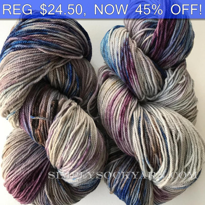 MWP 120g Sock Tempestuous -