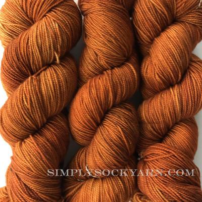 SY Bliss Sock Pumpkin Spice -