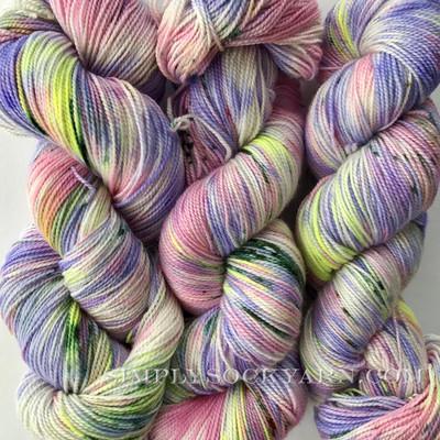 SY Bliss Sock Spring Fling -