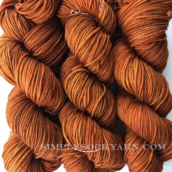 SY Cozy DK Pumpkin Spice -