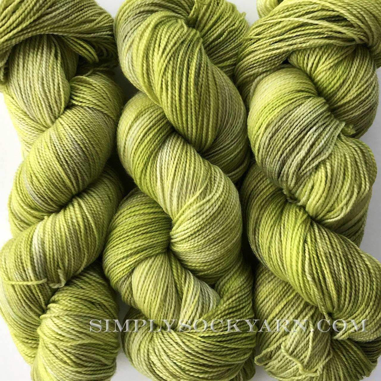 SY Bliss Sock Absinthe -