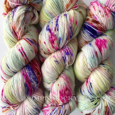 SY Bliss Sock County Fair -