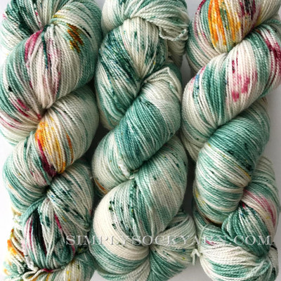 SY Bliss Sock Folklore -