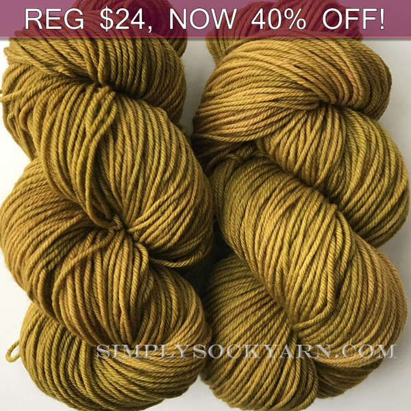 MWP Lt Worsted Antique Brass -
